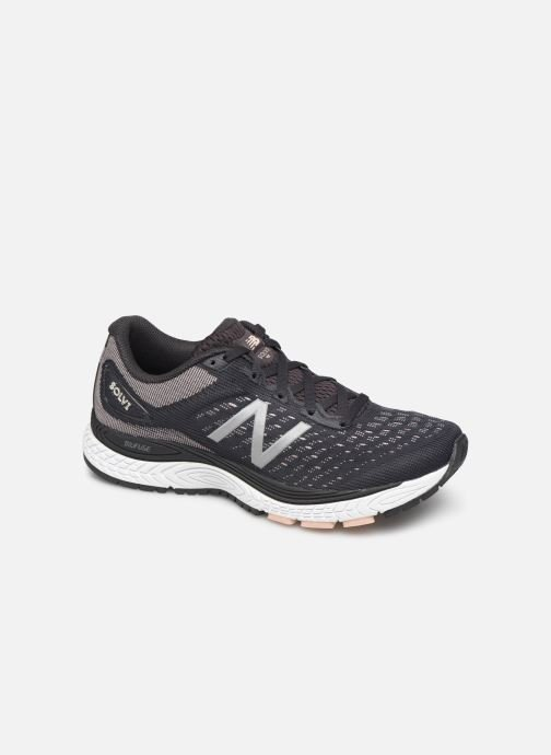 Sport shoes New Balance WSOLV Black detailed view/ Pair view