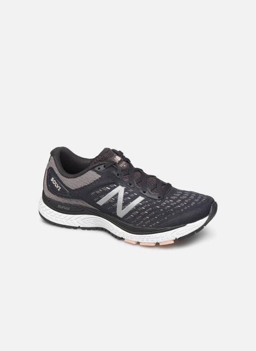 Chaussures de sport New Balance WSOLV Noir vue détail/paire