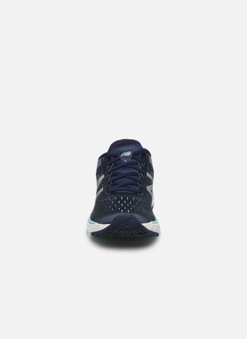 Zapatillas de deporte New Balance WSOLV Azul vista del modelo
