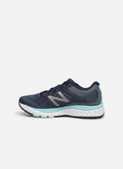 Zapatillas de deporte New Balance WSOLV Azul vista de frente