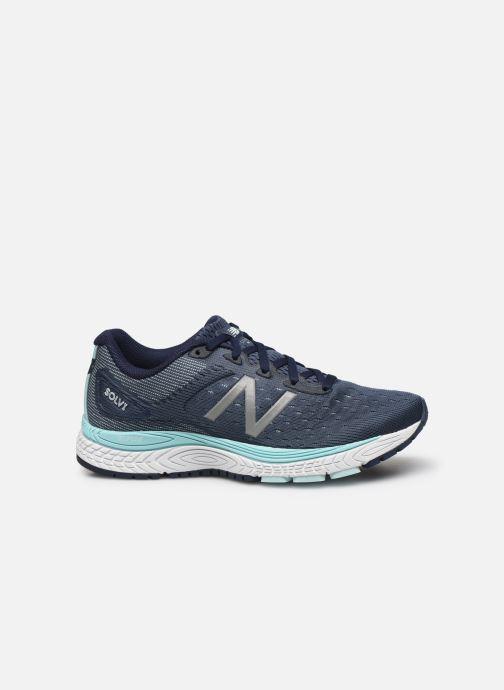 Zapatillas de deporte New Balance WSOLV Azul vistra trasera