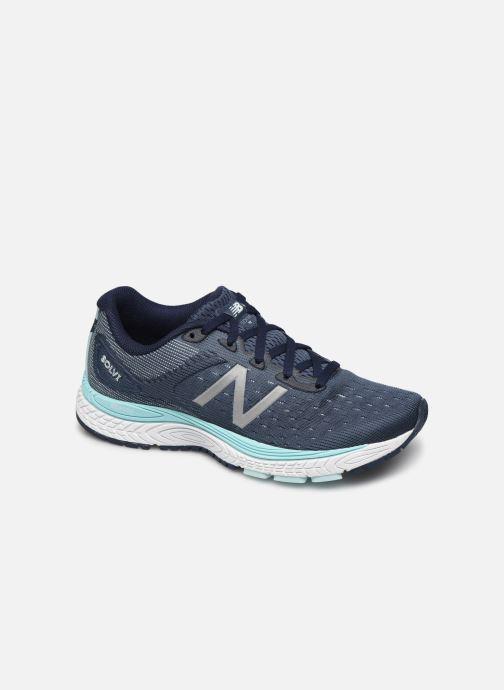 Zapatillas de deporte New Balance WSOLV Azul vista de detalle / par