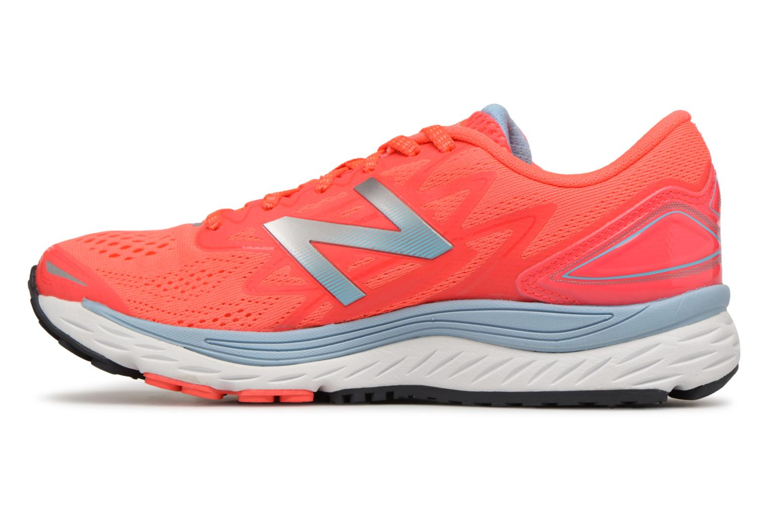 Chaussures de sport New Balance WSOLV Orange vue face