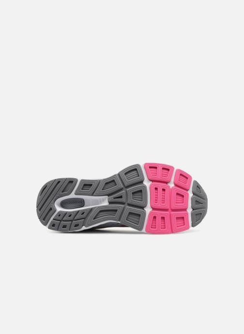 Zapatillas de deporte New Balance W680L Gris vista de arriba