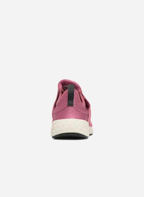 Sport shoes New Balance WCRUZ PE18 Pink view from the right