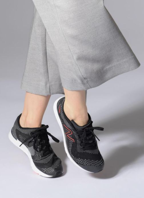 Sport shoes New Balance Wxaglbc2 Black view from underneath / model view