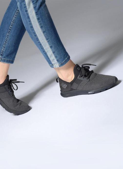 Zapatillas de deporte New Balance Wxnrgbh Negro vista de abajo