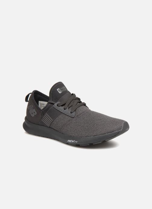Zapatillas de deporte New Balance Wxnrgbh Negro vista de detalle / par