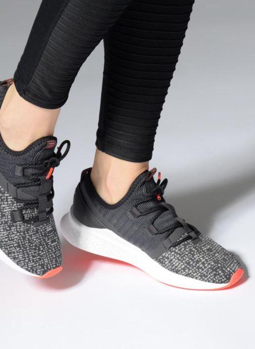 Zapatillas de deporte New Balance WLAZR Gris vista de abajo