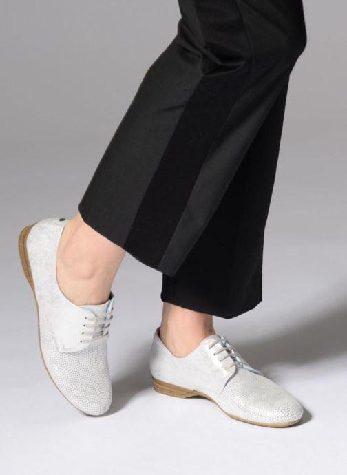 Lacets À Dorking Candy Argent Chaussures 7400 OkXZuPTi