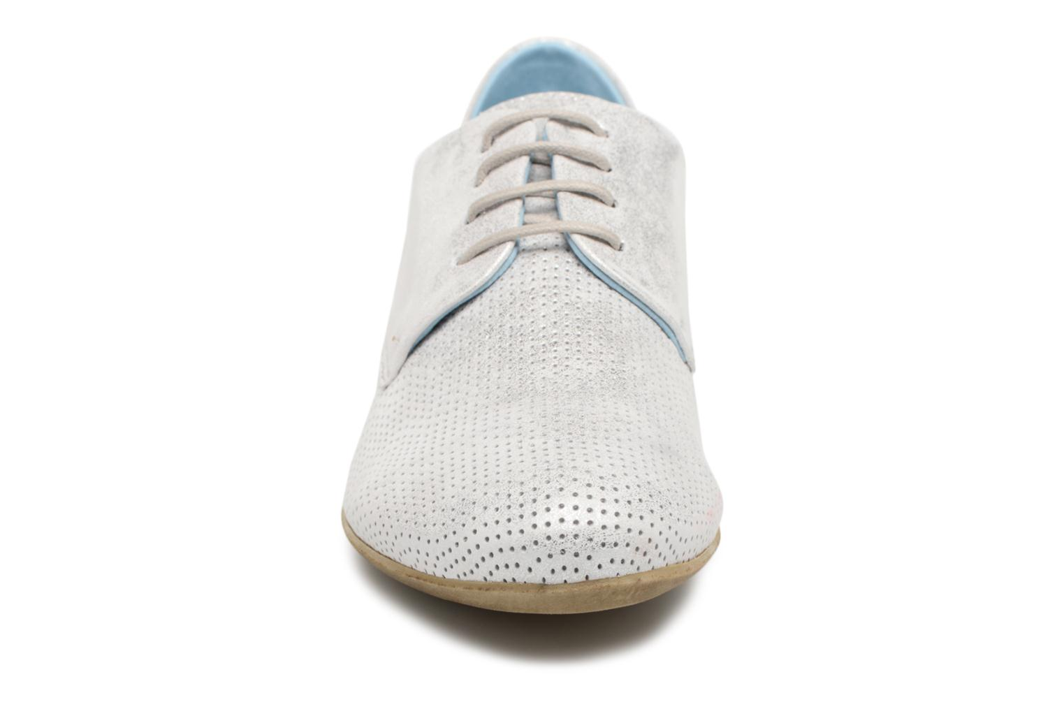 Lace-up shoes Dorking Candy 7400 Grey model view