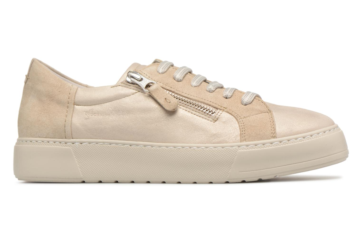 Trainers Dorking Bombay 7524 Beige back view