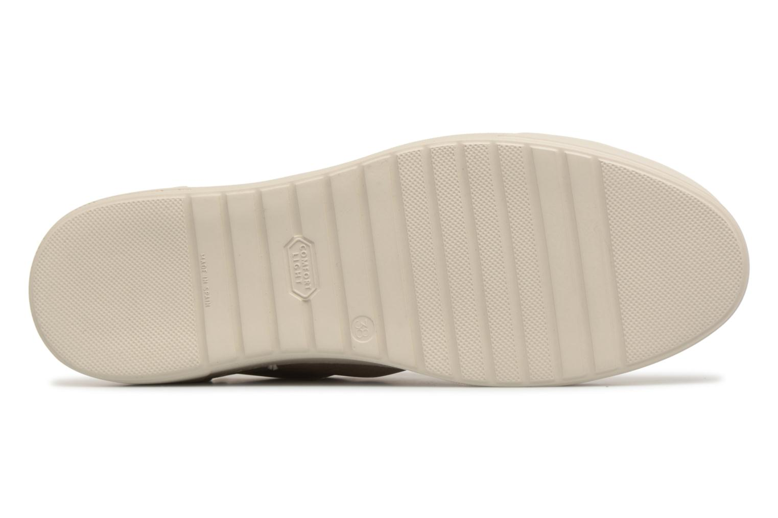 Trainers Dorking Bombay 7524 Beige view from above