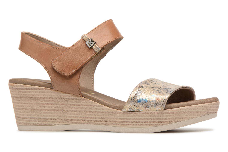 Sandales et nu-pieds Dorking Babor 7141 Marron vue derrière