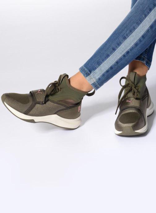 Zapatillas de deporte Puma Phenom Rosa vista de abajo