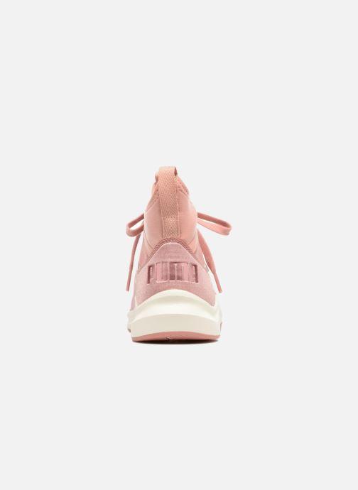 Zapatillas de deporte Puma Phenom Rosa vista lateral derecha