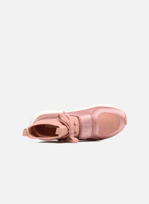 Zapatillas de deporte Puma Phenom Rosa vista lateral izquierda