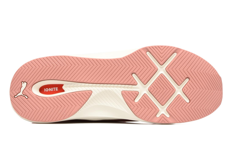 Chaussures de sport Puma Phenom Rose vue haut
