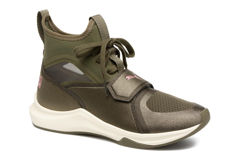 Sarenza De Sport Chez 316298 Chaussures vert Puma Phenom qwafCY