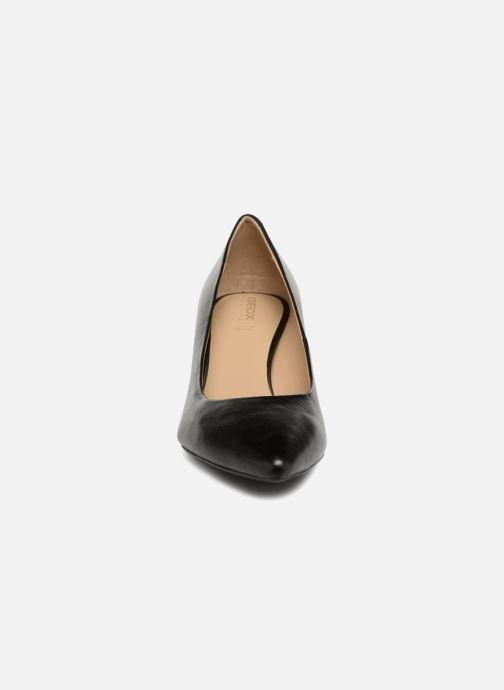Zapatos de tacón Geox D BIBBIANA A D829CA Negro vista del modelo