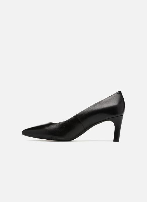 Zapatos de tacón Geox D BIBBIANA A D829CA Negro vista de frente