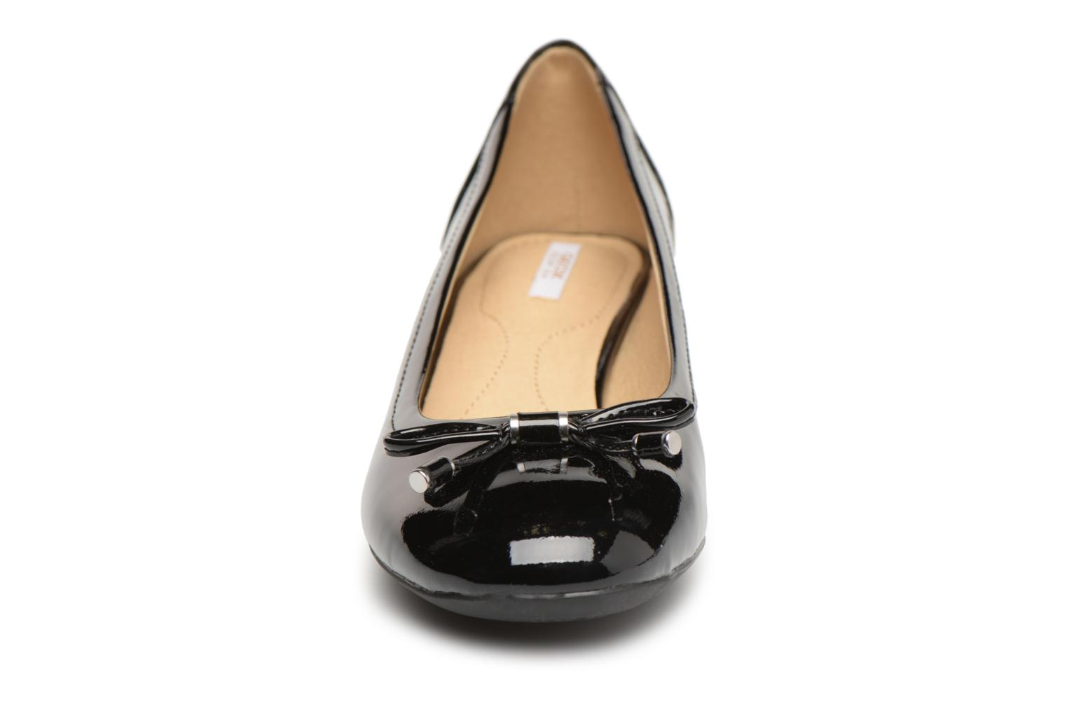 Ballet pumps Geox D CAREY D D82V8D Black model view
