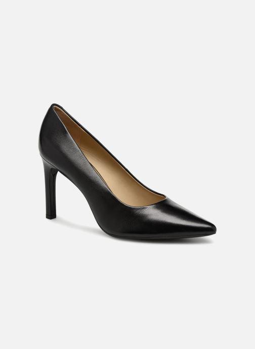 lacer dans prix de liquidation 100% de satisfaction Geox D FAVIOLA C D828UC (Black) - High heels chez Sarenza ...