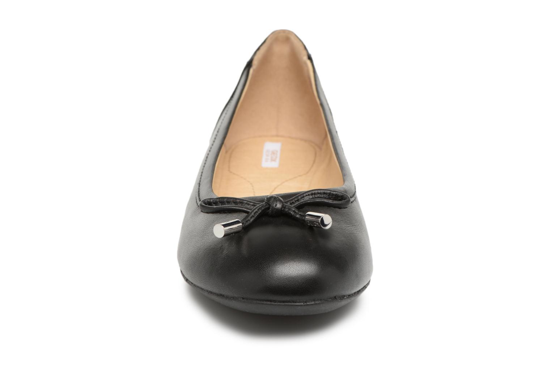 Ballerines Geox D LAMULAY D D825DD Noir vue portées chaussures