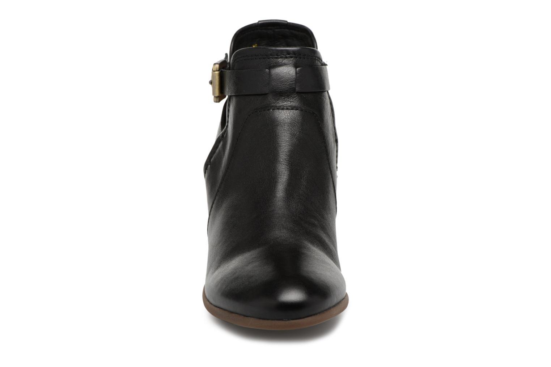 Bottines et boots Geox D LUCINDA B D8270B Noir vue portées chaussures