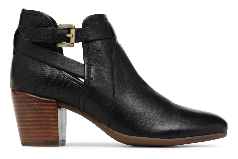 Bottines et boots Geox D LUCINDA B D8270B Noir vue derrière