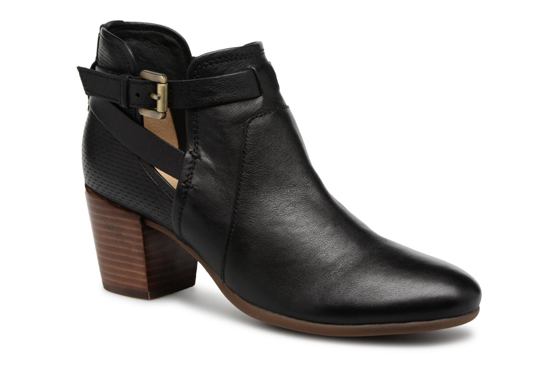 Bottines et boots Geox D LUCINDA B D8270B Noir vue détail/paire