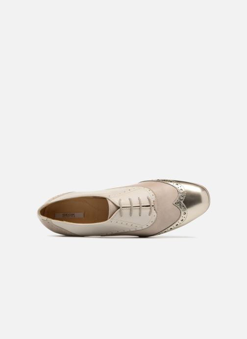 À Lacets off White D C Chaussures Beige Marlyna Geox D828pc mf6ygbIYv7