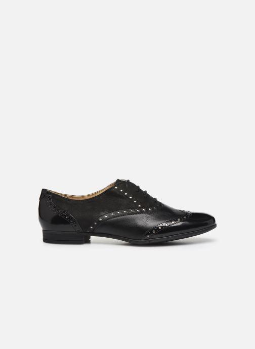 Chaussures à lacets Geox D MARLYNA C D828PC Noir vue derrière
