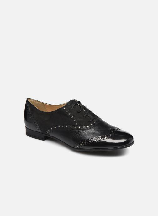 Chaussures à lacets Geox D MARLYNA C D828PC Noir vue détail/paire