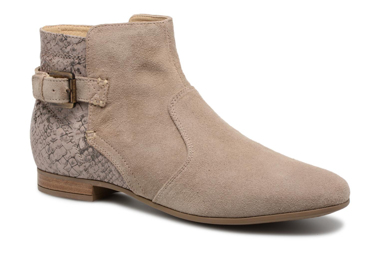 Nuevo G zapatos Geox D MARLYNA G Nuevo D828PG (Beige) - Botines  en Más cómodo 886452