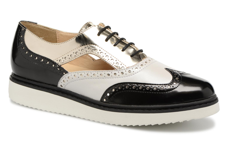 Chez À Geox noir D Sarenza D824ba A Lacets Thymar Chaussures aWP8qvAa