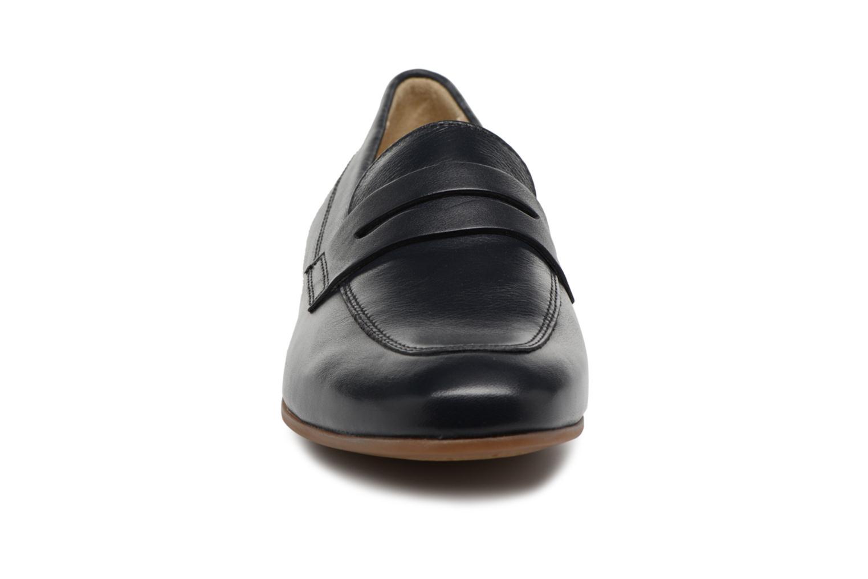 Mocassins Geox D MARLYNA BD828PB Noir vue portées chaussures
