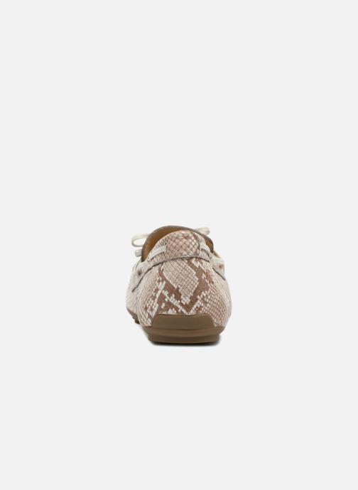 Loafers Geox D LEELYAN A D724RA O Beige Se fra højre