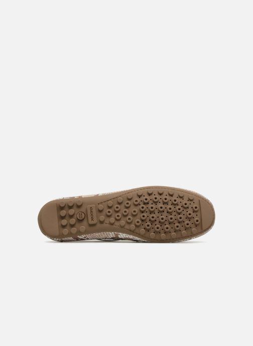 Loafers Geox D LEELYAN A D724RA O Beige se foroven