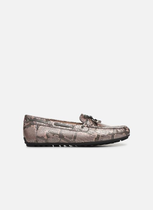 Loafers Geox D LEELYAN A D724RA O Pink back view