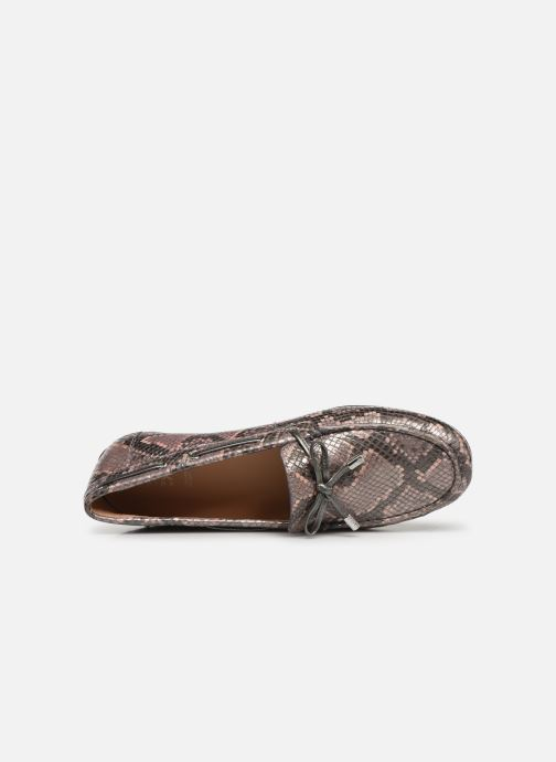 Loafers Geox D LEELYAN A D724RA O Pink view from the left