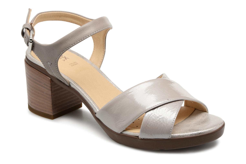 Sandali e scarpe aperte Geox D ANNYA M.S. C D827XC Grigio vedi dettaglio/paio