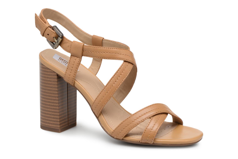 Nuevo zapatos Geox D AUDALIES Sandalias H.S.A D824WA (Marrón) - Sandalias AUDALIES en Más cómodo 1838da