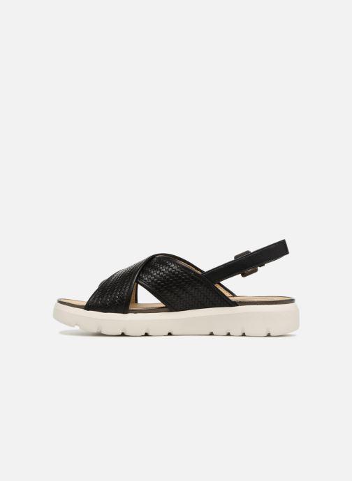 Sandalo Geox Amalitha nero