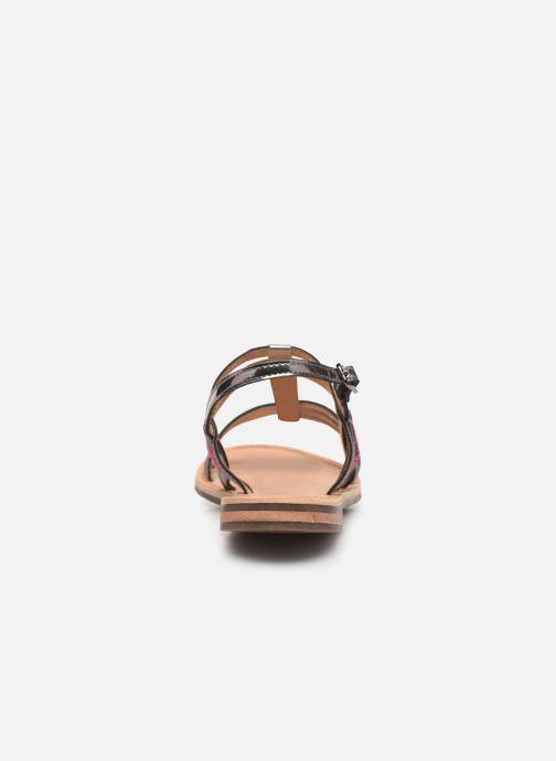 Sandales et nu-pieds Geox D SOZY H D822CH Rose vue droite