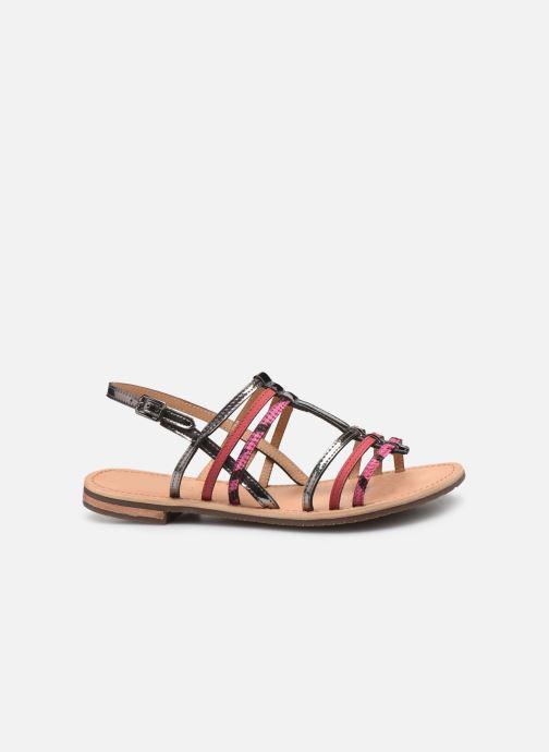 Sandales et nu-pieds Geox D SOZY H D822CH Rose vue derrière