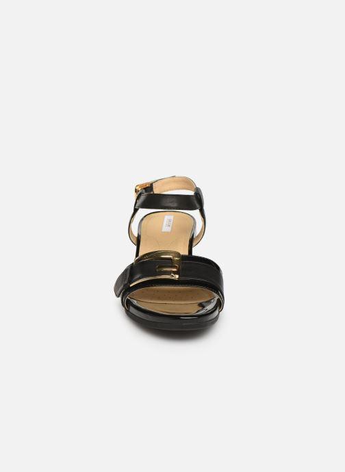 Sandales et nu-pieds Geox D MARYKARMEN D D828QD Noir vue portées chaussures