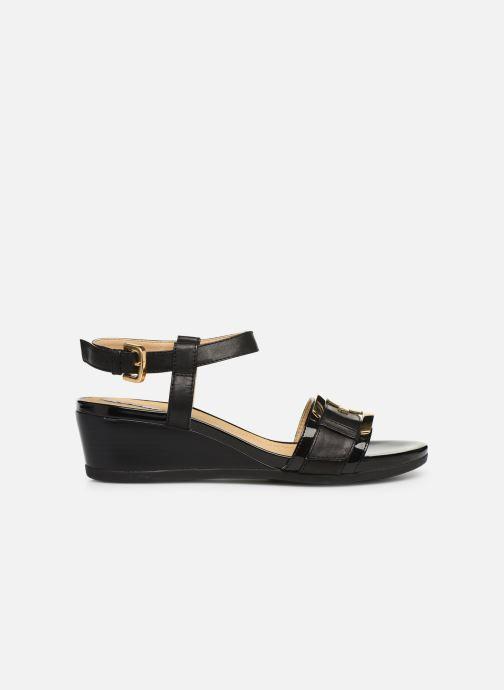 Sandales et nu-pieds Geox D MARYKARMEN D D828QD Noir vue derrière