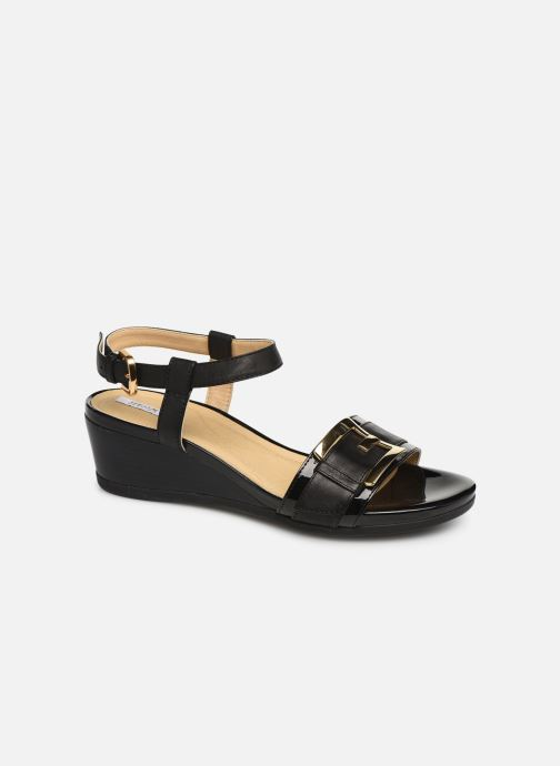 Sandales et nu-pieds Geox D MARYKARMEN D D828QD Noir vue détail/paire
