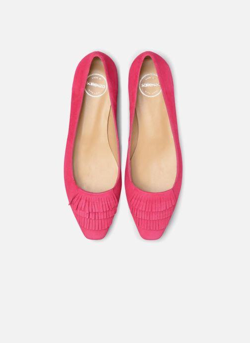 Ballerina's Made by SARENZA UrbAfrican Ballerines #4 Roze model